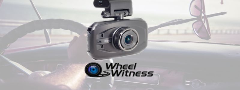 WheelWitness HD Pro dashcam