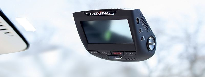 "Rexing V1N Dash Cam ""Super Night Mode & Sony Exmor CMOS Sensor"""