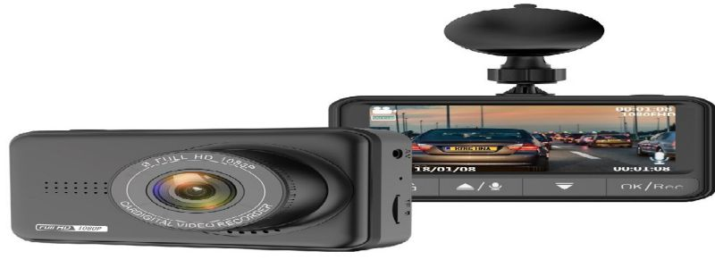 "Luescort Front Dash Cam For Cars ""Best Front Dash Cam Review"""