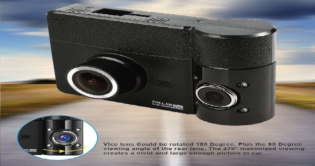 Pemenol Dual Lens Dash Cam Review