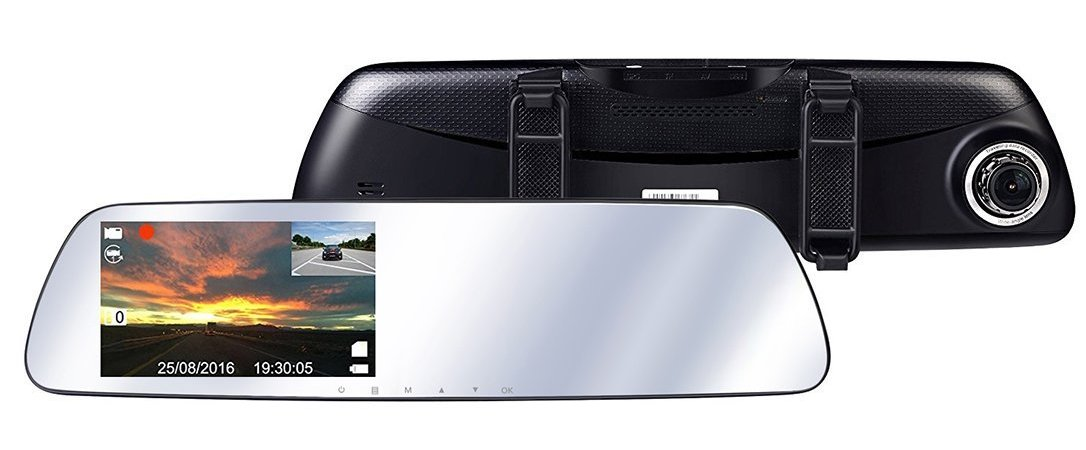 SmarTure M532 Rear Dash Cam Review
