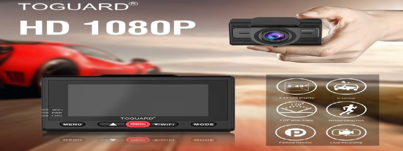 """TOGUARD Front Dash Cam """"Detailed Review & Buyer's Guide"""""""