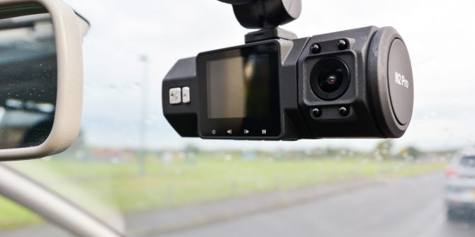 Best front and rear Dash Cam 2018