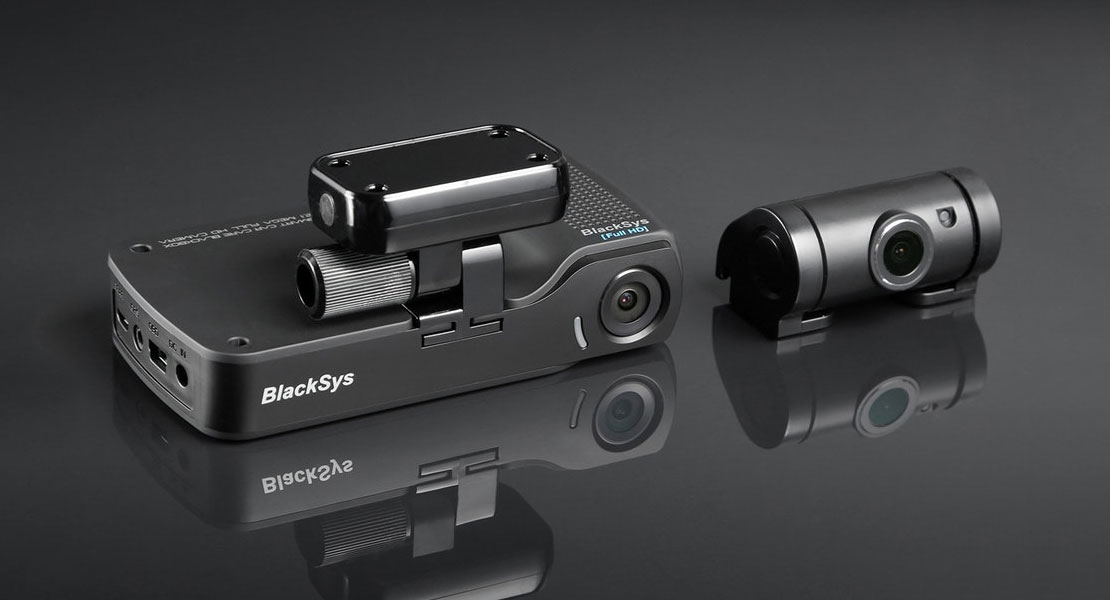 BlackSys CH 100B Best Dash Cam