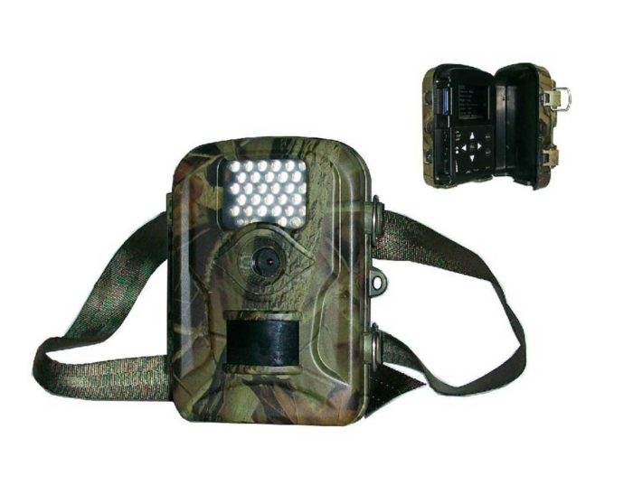 Trail Cameras for Security